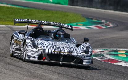 Dallara EXP: presentazione a Monza durante il MIMO