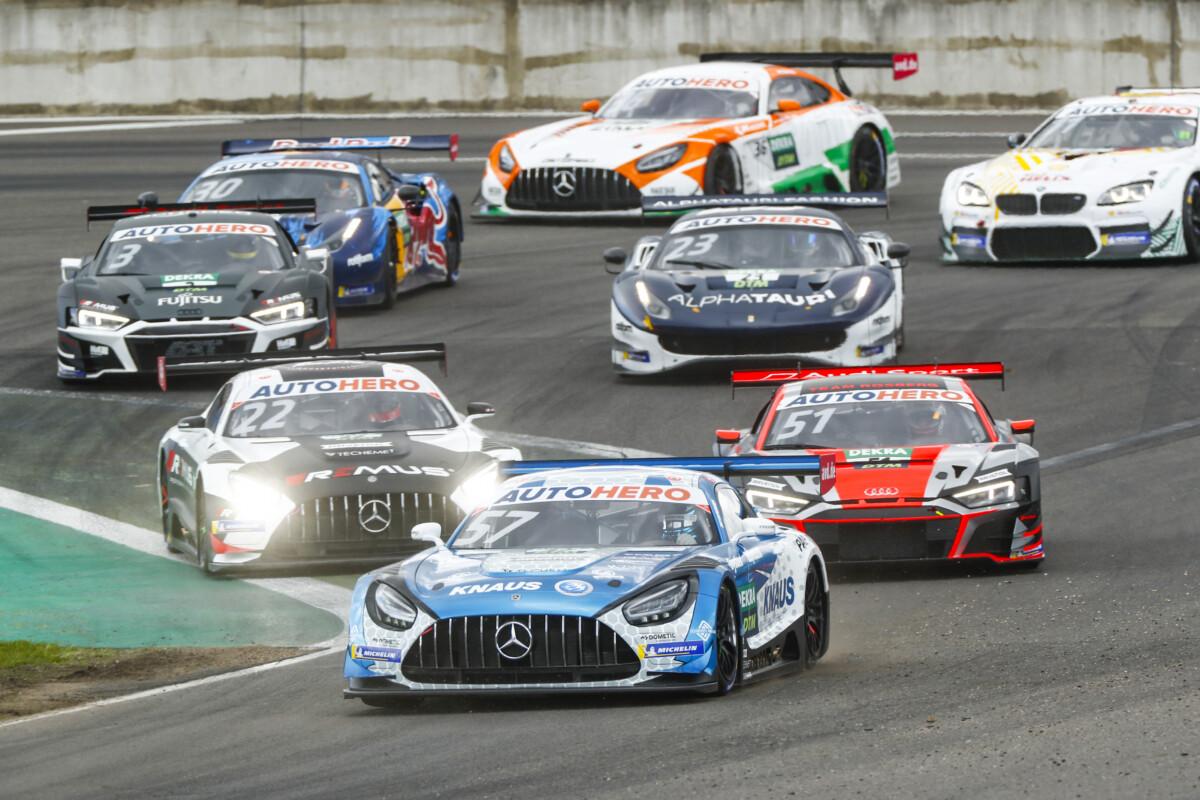 Il DTM sbarca per la prima volta all'Autodromo Nazionale Monza