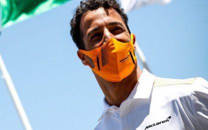 """Ricciardo: """"Non vincerò cinque Titoli, ma uno chissà…"""""""