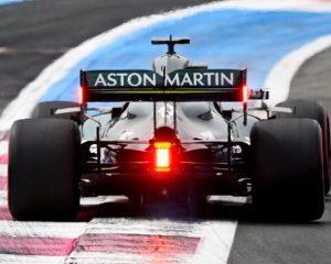Nuova struttura tecnica Aston Martin Cognizant Formula One Team