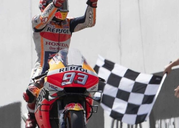 In Germania Marquez torna a vincere, dopo 581 giorni