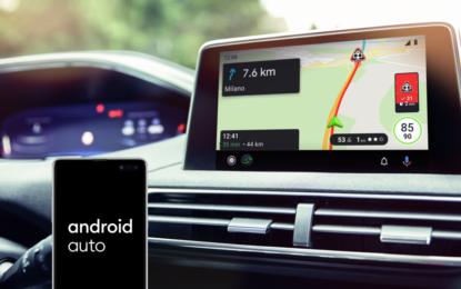 COYOTE presenta la app anche per Android Auto