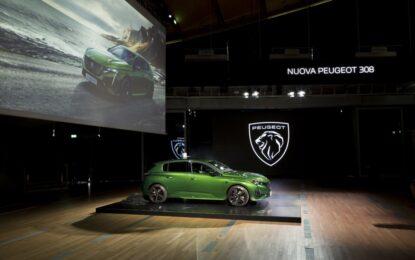 Partita da Milano la Peugeot Electric Experience
