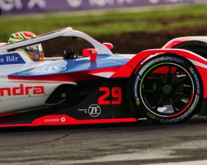 Formula E: altri punti per Mahindra in Messico