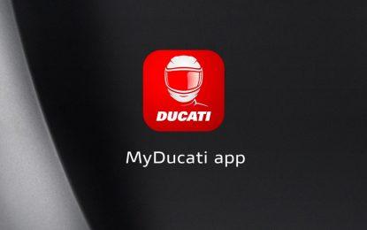 """MyDucati App introduce la nuova sezione """"Manutenzione"""""""