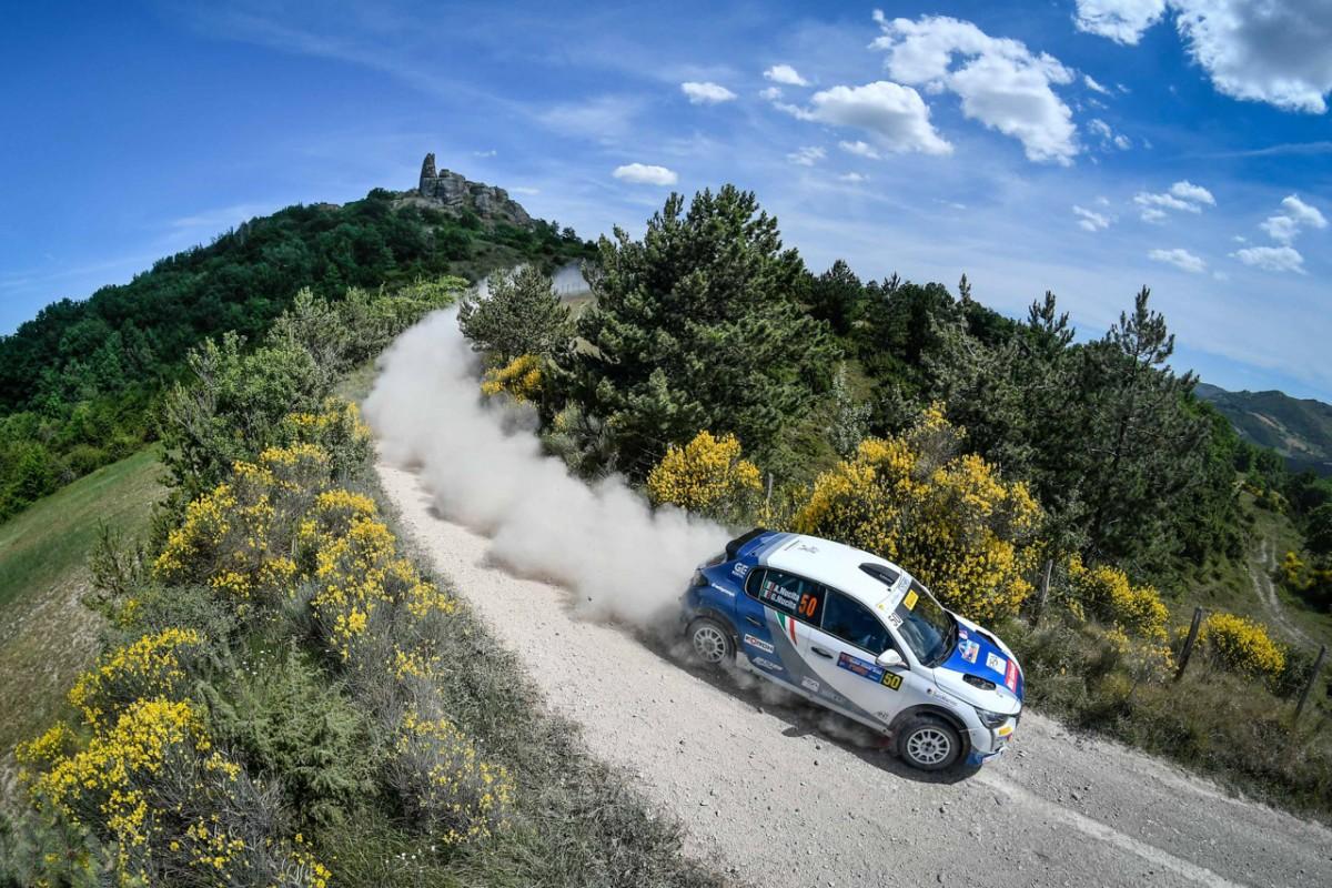 Nucita e Peugeot terzi in un San Marino complicato