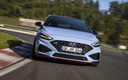 Hyundai N-Driving Experience: partecipa e vinci due giorni in pista a Monza