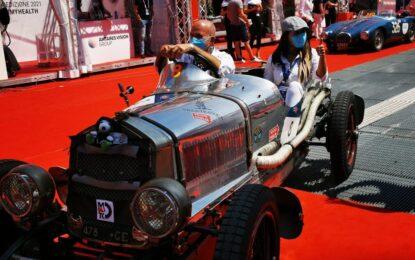 Il MAUTO alla Mille Miglia con la OM 469 Sport del 1922