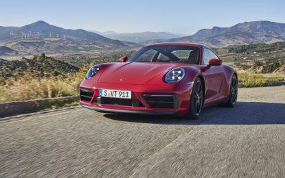 I nuovi modelli Porsche 911 GTS