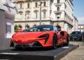 Al MIMO anteprima italiana per la McLaren Artura