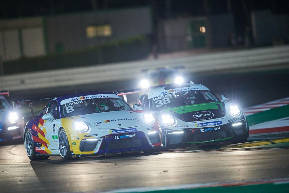 Porsche Carrera Cup Italia: Cerqui vince gara 1 a Misano