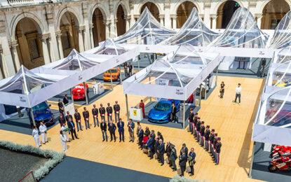 Motor Valley Fest: i motori celebrano il Made in Italy