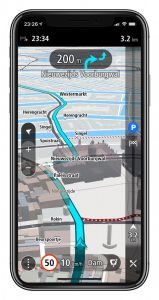 TomTom GO Navigation – Navigation_km