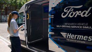 Transit Autonomous Vehicle Program 1