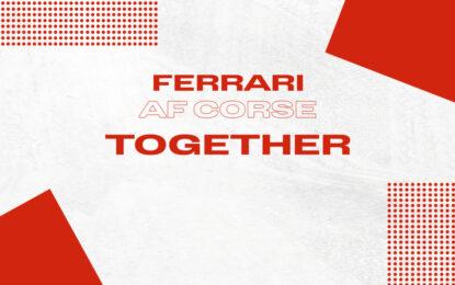 Ferrari e AF Corse insieme per il programma LMH