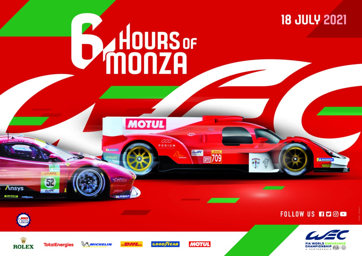 Monza apre al pubblico la domenica per il WEC