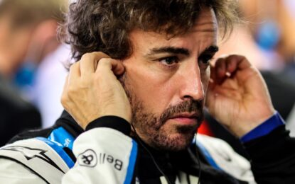 Alonso: dopo la noia, adesso la libertà di divertirsi