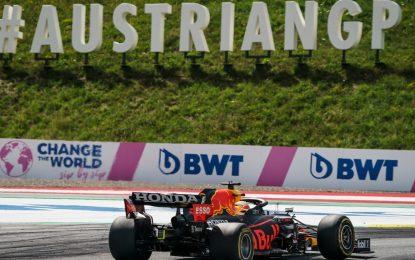 GP Austria 2021: gli orari del weekend in TV