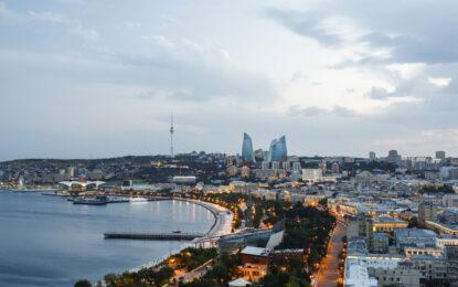 GP Azerbaijan 2021: la griglia di partenza ufficiale