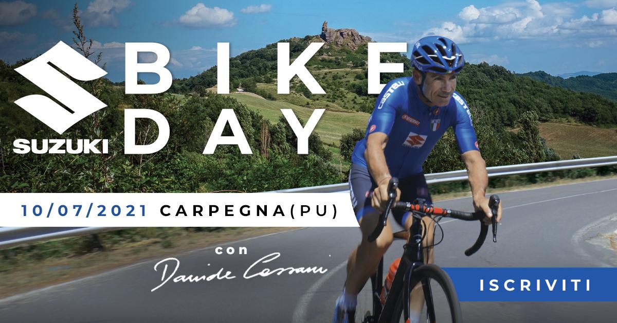 Suzuki Bike Day: sul Carpegna con Suzuki