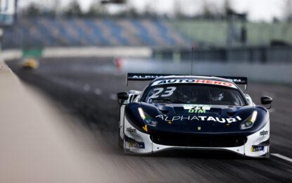 Debutto Ferrari nel DTM con Red Bull AlphaTauri AF Corse