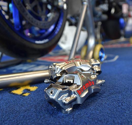 Brembo: a Misano le Superbike frenano meno delle MotoGP