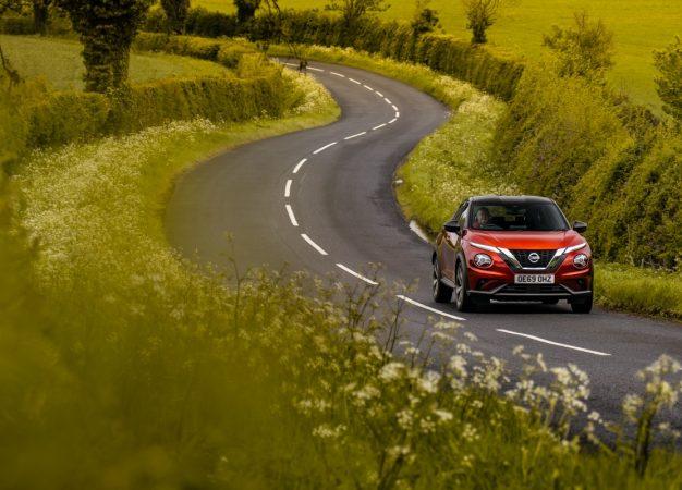 Lezioni di guida su JUKE col miglior istruttore europeo Nissan