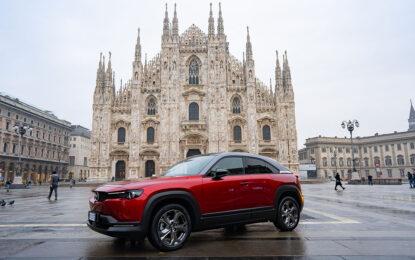 Mazda con la sua gamma al Milano Monza Motor Show. E un bonus…