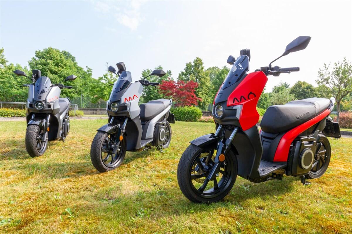 SEAT MÓ eScooter 125 al debutto in Italia