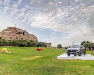Mercedes-Benz partner del Phi Beach: un'estate elettrizzante