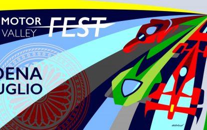 Domani inizia il grande show del Motor Valley Fest 2021