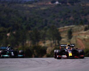 Red Bull in vantaggio sulla Mercedes anche sul fronte Perez-Bottas