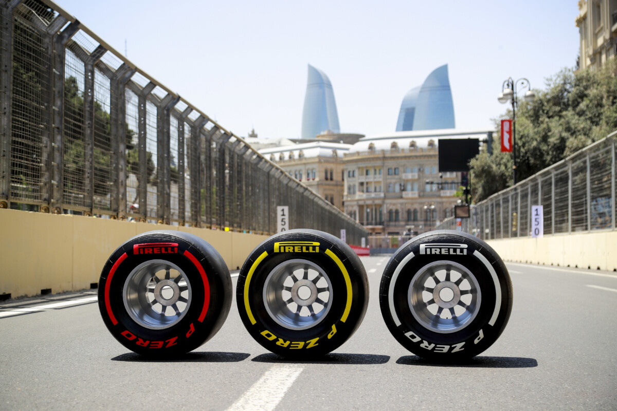 Pirelli: identificate le cause dei cedimenti dei pneumatici a Baku