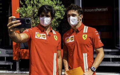 Piloti Ferrari: in Ungheria obiettivo piazzarsi alle spalle dei top team