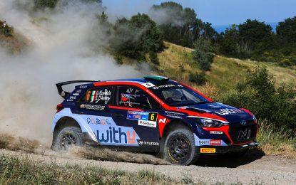 Scandola e D'Amore vincono il 49° San Marino Rally