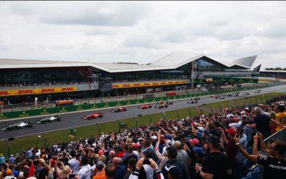 GP Gran Bretagna 2021: gli orari del weekend in TV