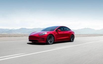 Tesla tra i protagonisti al Salone Bluexperience