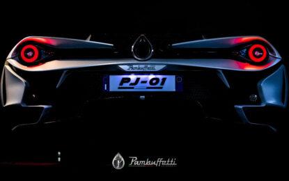 Al MIMO la presentazione ufficiale della Pambuffetti PJ-01