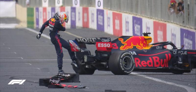 Pirelli comprende il calcio di Verstappen alla gomma
