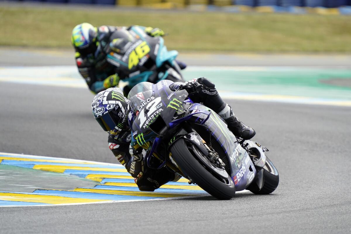 Divorzio tra Esteban García Amoedo e Monster Energy Yamaha MotoGP Team