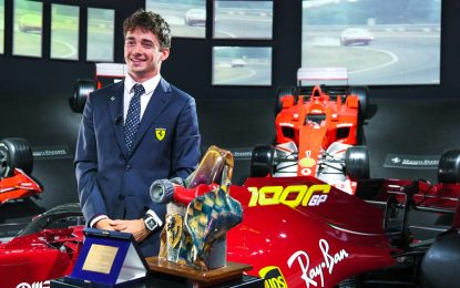 Ferrari protagonista al Trofeo Bandini 2021