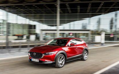 Mazda si prepara per gli incentivi statali