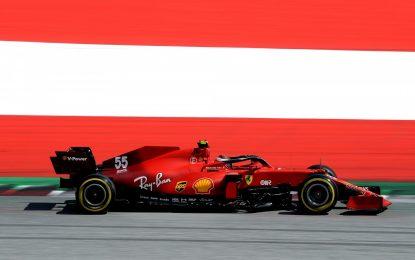 Austria: Sainz e Leclerc in sesta fila. Il resto sono ipotesi