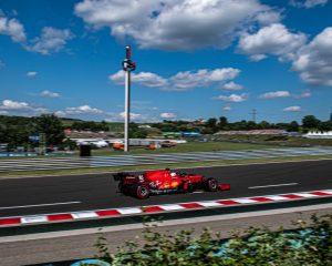 Delusione Ferrari: solo 7° e 15° tempo nelle qualifiche in Ungheria