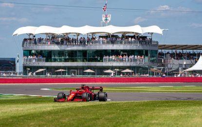 Ferrari: buon punto di partenza per la Sprint Qualifying