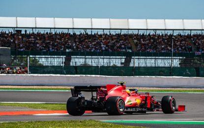 Ferraristi 4° e 11° nella Sprint Qualifying. Ma divertiti dal format