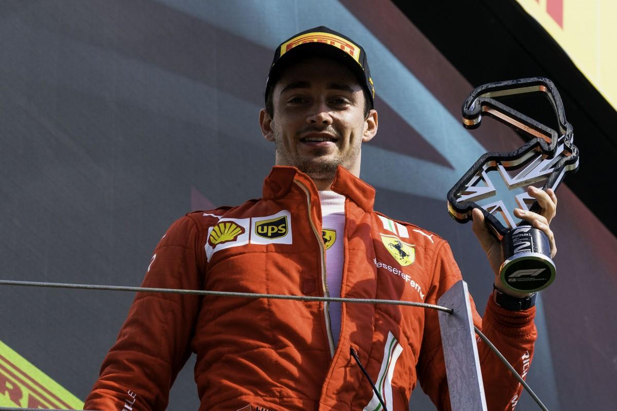 A Silverstone miglior gara dell'anno per la Ferrari e Leclerc