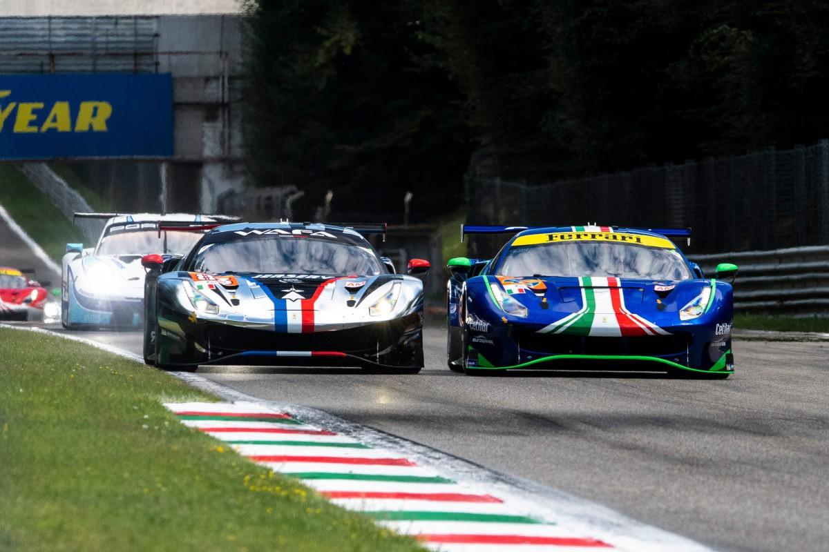 WEC: vittoria Ferrari in LMGTE Am nella 6 Ore di Monza