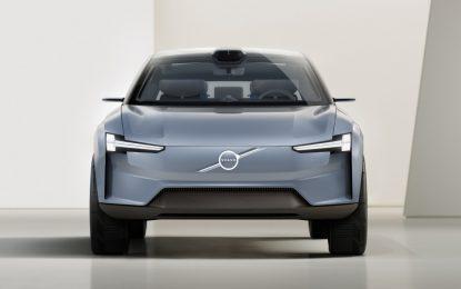 Concept Recharge: il manifesto del futuro solo elettrico di Volvo Cars