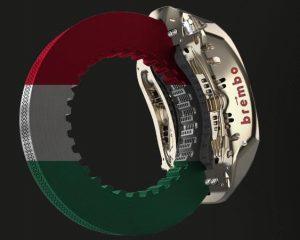 Brembo e il GP d'Ungheria 2021: tanto lavoro per il Brake by Wire